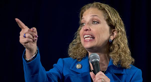 Democrats turn on Debbie Wasserman Schultz