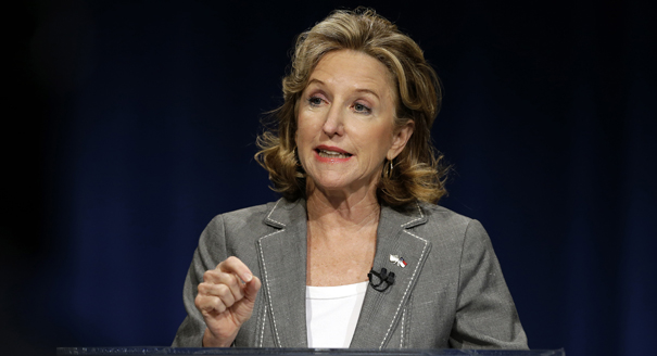 How Kay Hagan stayed afloat