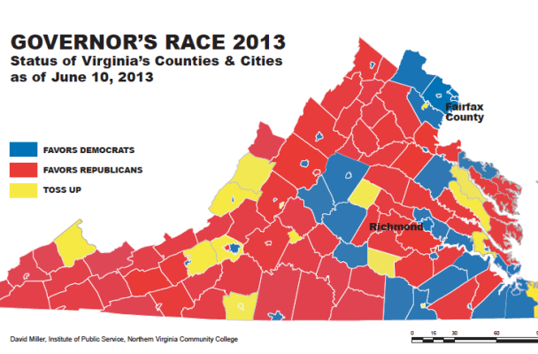 Virginia S Legislative Elections Southern Political Report