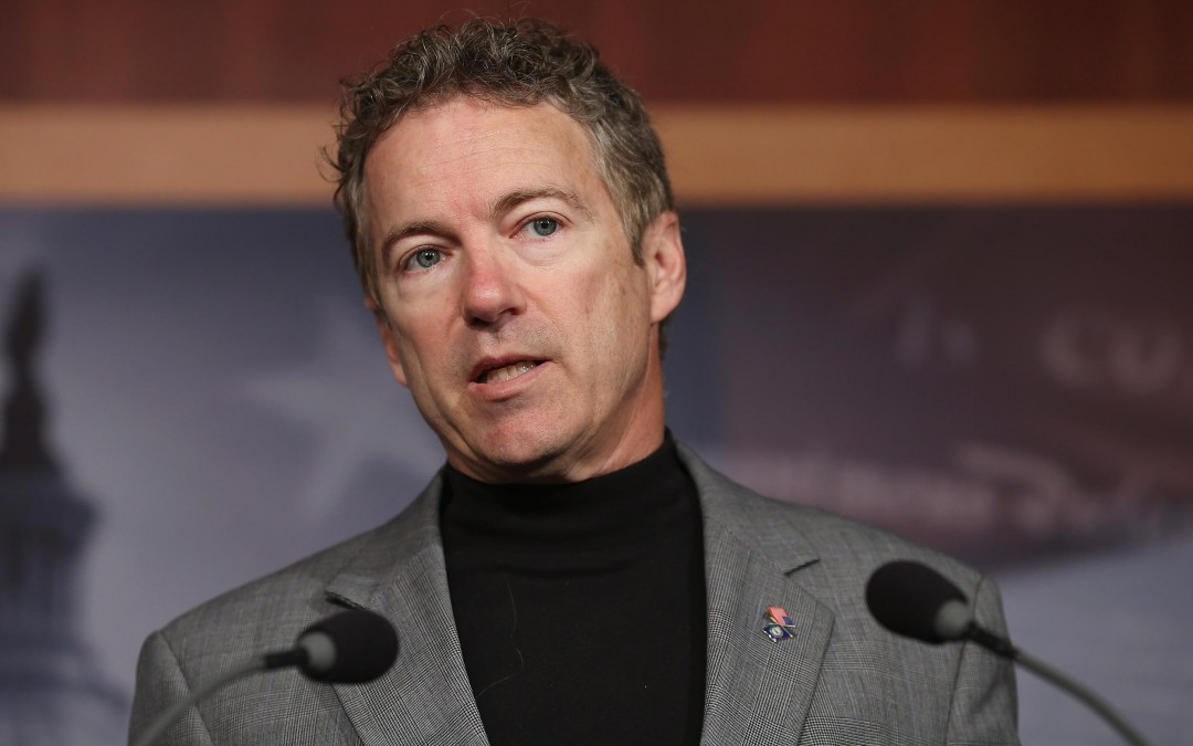 GOP rips Rand for shutdown
