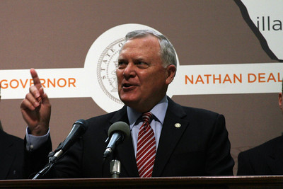Nathan Deal: uniter, not a divider