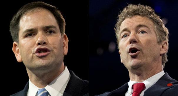 Marco Rubio says Rand Paul is clueless on Cuba