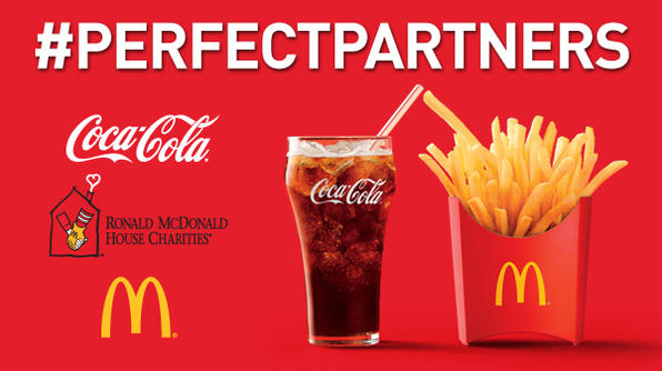 """Time for Coke and McDonald's to """"Carry On"""""""