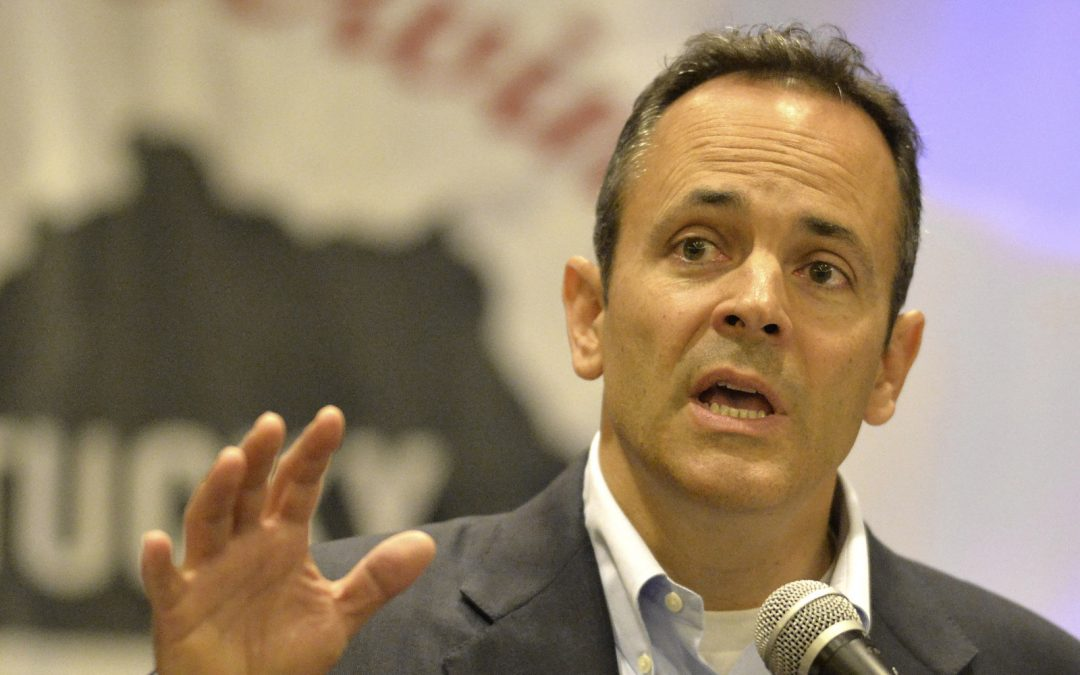 Kentucky: Mini-Trump Bevin holds his own