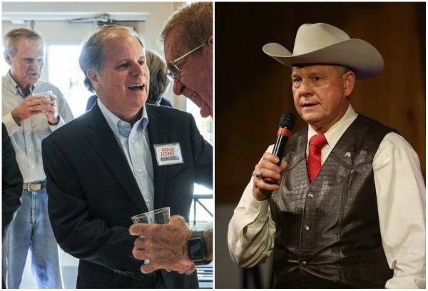 Is the Alabama Senate race competitive?