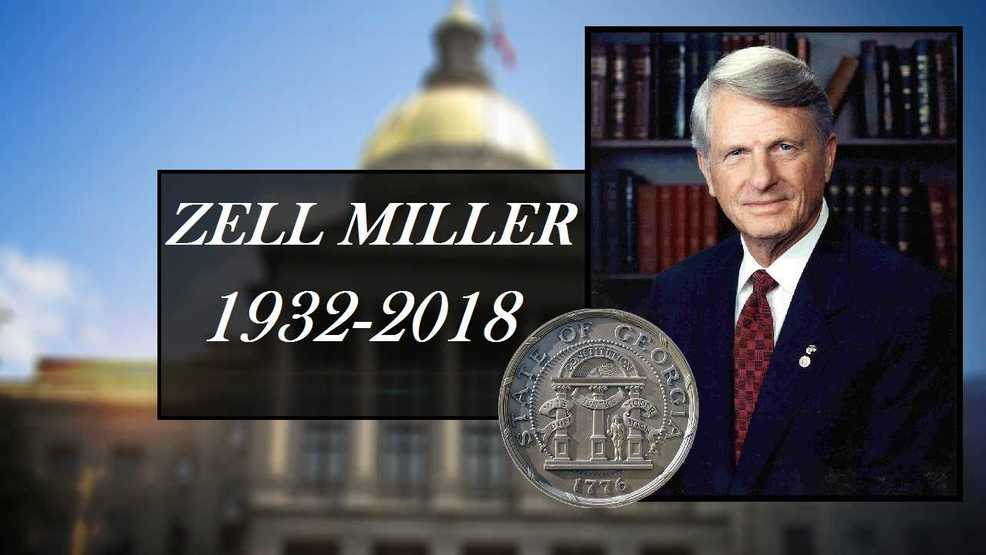 Zell Miller: A Man Who Had All The Friends He Ever Needed