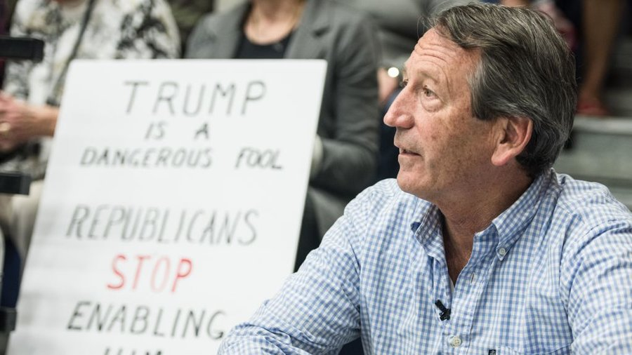 Sanford's fatal sin: Crossing Donald Trump