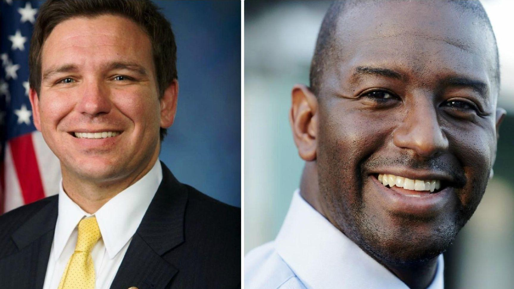 os-governor-race-desantis-gillum-issues-20180831