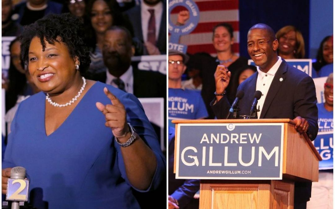 Abrams and Gillum are likely 2020 kingmakers